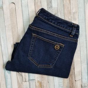 Michael Kors Skinny Capri Jeans
